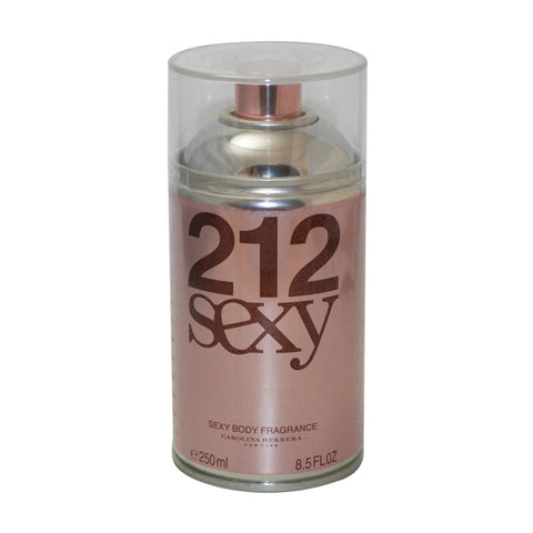 21213W - 212 Sexy Body Fragrance Spray for Women - 8.5 oz / 250 ml