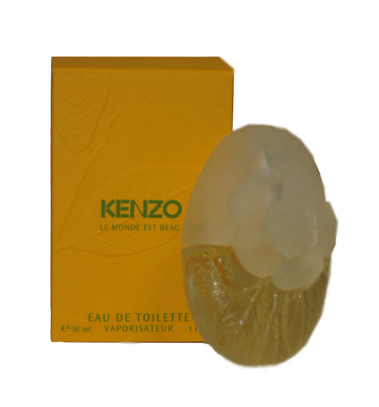 KEN40 - Kenzo Le Monde Est Beau Eau De Toilette for Women - Spray - 1 oz / 30 ml