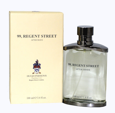 HUG61-P - Hugh Parsons 99 Regent Street Aftershave for Men - 3.4 oz / 100 ml