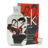 CK54M - Ck One Eau De Toilette Unisex - Spray - 3.4 oz / 100 ml - Collector's Bottle Red B