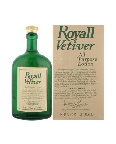RO97M - Royall Vetiver Body Lotion for Men - 8 oz / 240 g
