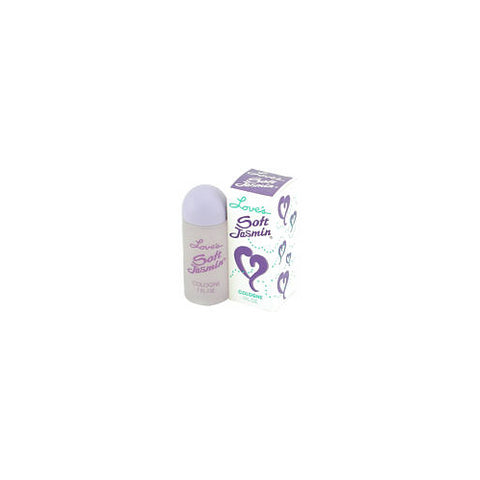 LOV13W - Love'S Soft Jasmin Cologne for Women - Splash - 1 oz / 30 ml