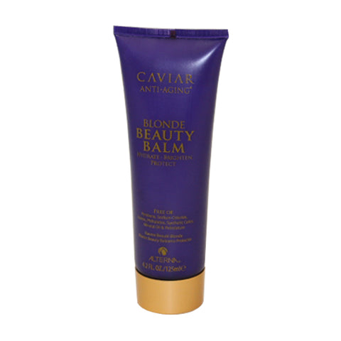 CBB42 - Caviar Anti Aging Blonde Beauty Balm for Women - 4.2 oz / 125 ml