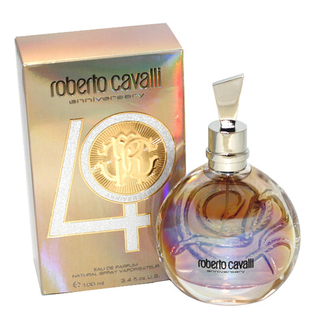 RB40 - Roberto Cavalli 40Th Anniversary Eau De Parfum for Women - Spray - 3.4 oz / 100 ml