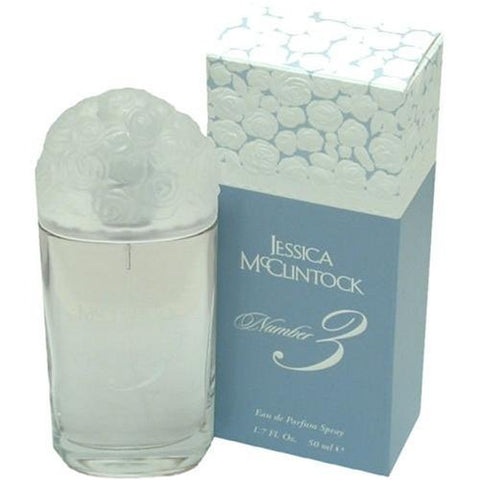 JE401 - Jessica Mcclintock 3 Eau De Parfum for Women - Spray - 1.7 oz / 50 ml