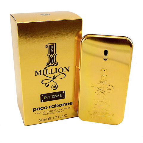 MILL25 - 1 Million Intense Eau De Toilette for Men - Spray - 1.7 oz / 50 ml