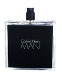 CAL12M - Calvin Klein Man Eau De Toilette for Men | 3.4 oz / 100 ml - Spray - Tester