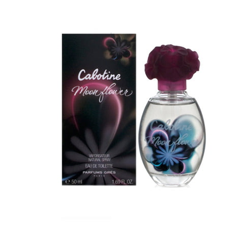 CMF59 - Cabotine Moon Flower Eau De Toilette for Women - Spray - 1.69 oz / 50 ml