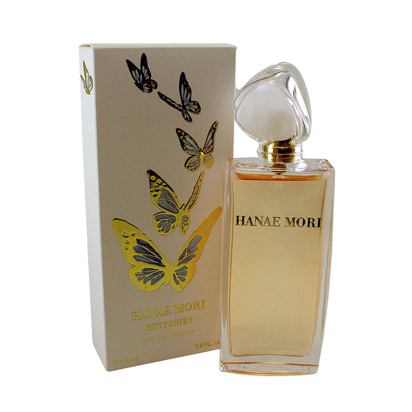 HAB10 - Hanae Mori Butterfly Eau De Parfum for Women - 3.4 oz / 100 ml Spray