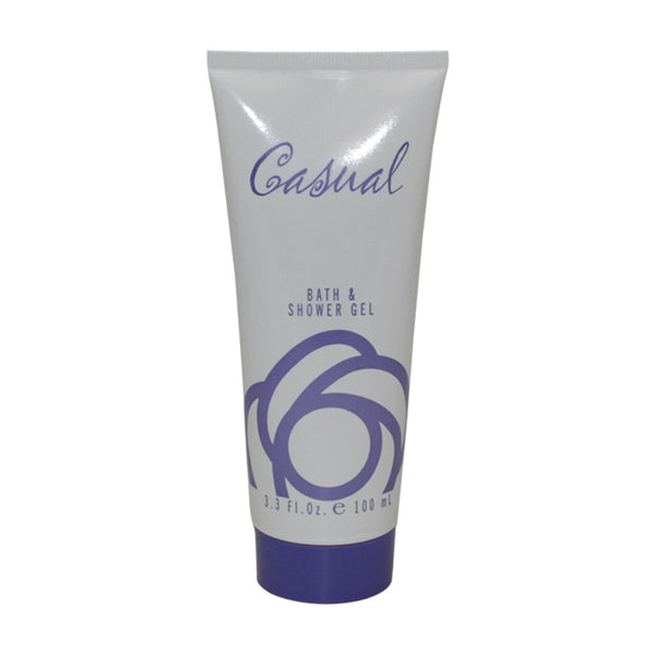 CB39 - Casual Bath & Shower Gel for Women - 3.3 oz / 100 ml - Unboxed