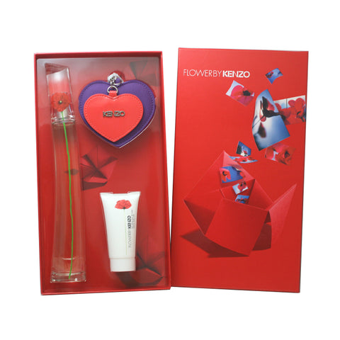 FL318 - Flower 3 Pc. Gift Set for Women