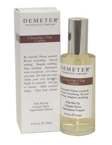 DEM5W-P - Chocolate Chip Cookie Cologne for Women - 4 oz / 120 ml Spray
