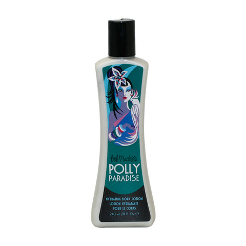 BMP80 - Bob Mackie's Polly Paradise Body Lotion for Women - 8 oz / 240 ml