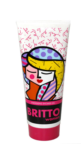 BRI18 - Britto Shower Gel for Women - 6.7 oz / 200 ml