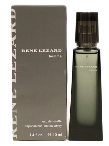 REN44-P - Rene Lezard Homme Eau De Toilette for Men - Spray - 2.5 oz / 75 ml