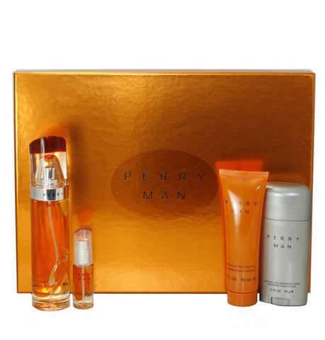 PE45M - Perry 4 Pc. Gift Set For Men