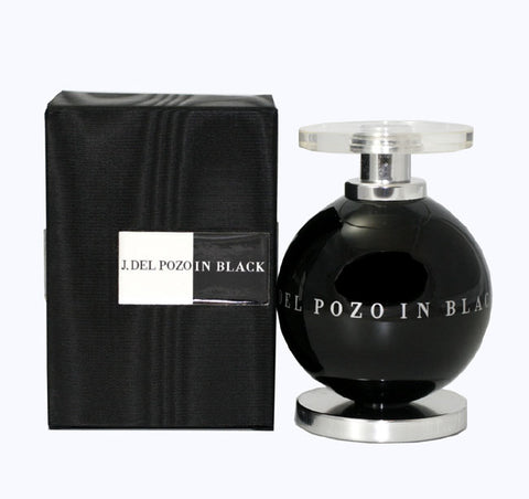 JDEL12 - J Del Pozo In Black Eau De Toilette for Women - Spray - 3.4 oz / 100 ml