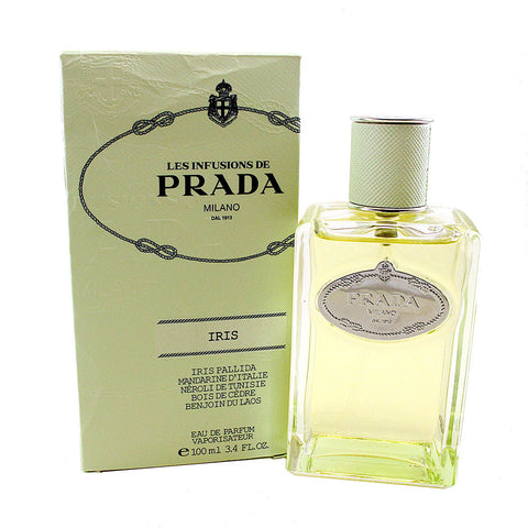 PRAD19 - Prada Infusion D' Iris Eau De Parfum for Women - Spray - 3.4 oz / 100 ml