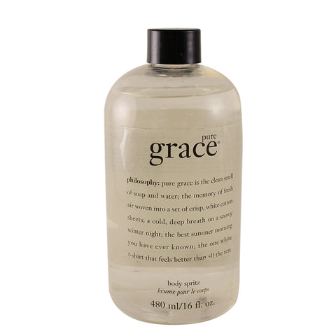 PG16 - Pure Grace Body Spritz for Women - Splash - 16 oz / 480 ml - Damaged Box