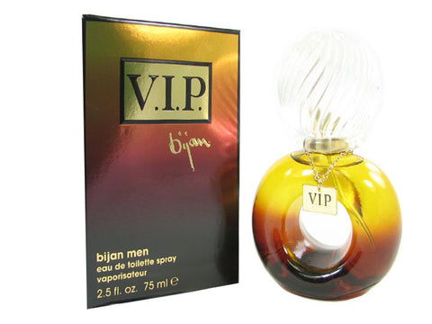 BIV21M - Bijan Vip Eau De Toilette for Men - Spray - 2.5 oz / 75 ml