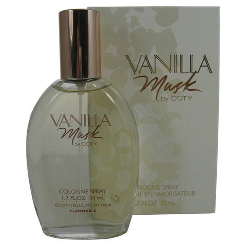VAM39 - Vanilla Musk Cologne for Women - Spray - 1.7 oz / 50 ml