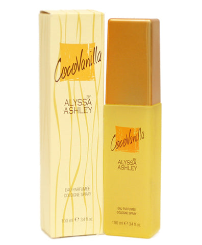 ALC67 - Alyssa Ashley Coco Vanilla Parfum for Women - Spray - 3.4 oz / 100 ml