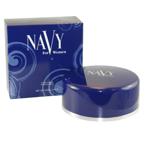 NAV27 - Navy Dusting Powder for Women - 5 oz / 150 g