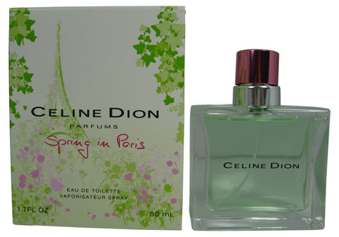 SPP12 - Spring In Paris Eau De Toilette for Women - Spray - 1.7 oz / 50 ml