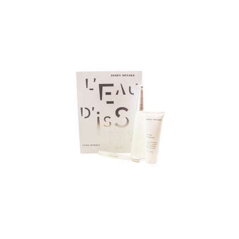 LE911 - L'Eau De Issey 3 Pc. Gift Set for Women