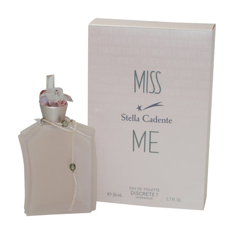 MISS70 - Miss Me Discrete Eau De Toilette for Women - Spray - 1.7 oz / 50 ml
