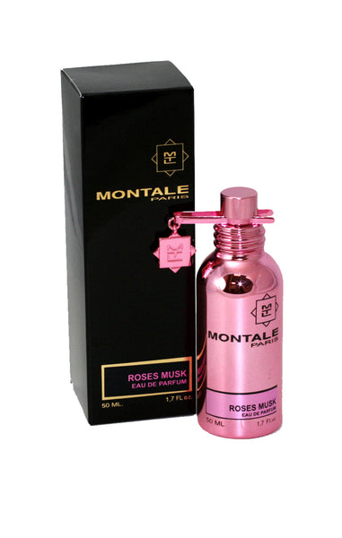 MONT169 - Montale Roses Musk Eau De Parfum for Women - 1.7 oz / 50 ml Spray