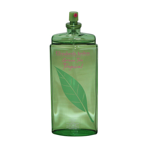 GRE28T - Green Tea Tropical Eau De Toilette for Women - 3.3 oz / 100 ml Spray Tester