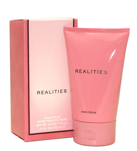 REA25 - Realities Hand Cream for Women - 4.2 oz / 125 g