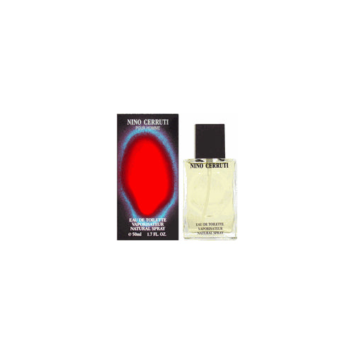 NI24M - Nino Cerruti Eau De Toilette for Men - Spray - 1.7 oz / 50 ml