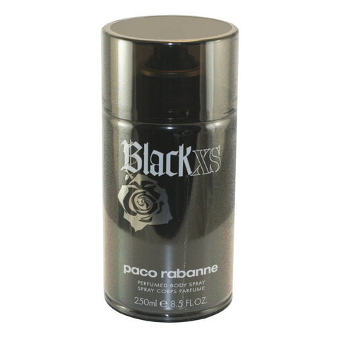 BLX10M - Black Xs Perfumed Body Spray for Men - 8.5 oz / 250 ml