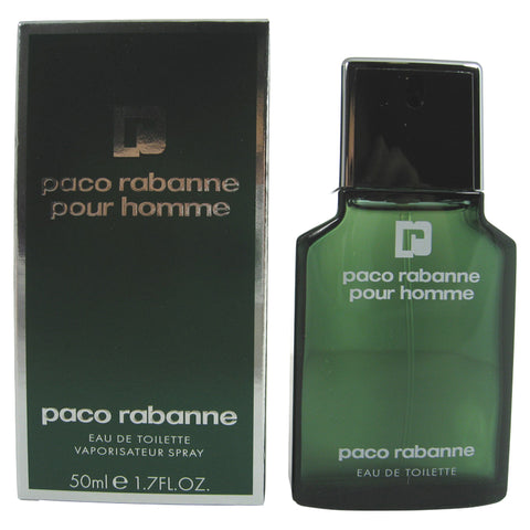 PA12M - Paco Rabanne Eau De Toilette for Men - 1.7 oz / 50 ml Spray