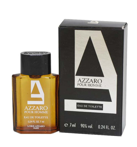 AZ24M - Azzaro Eau De Toilette for Men - 0.24 oz / 7 ml