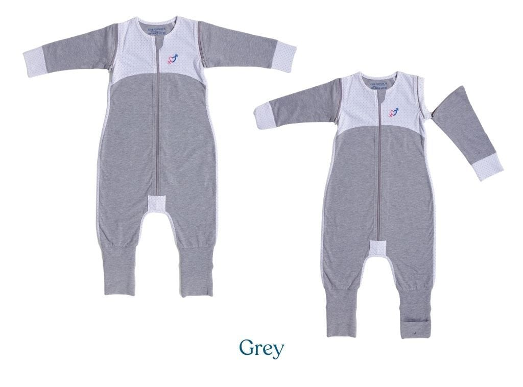 Dreamsack Sleep Body Suit for Baby, Early Walker,  Size 9 Months +