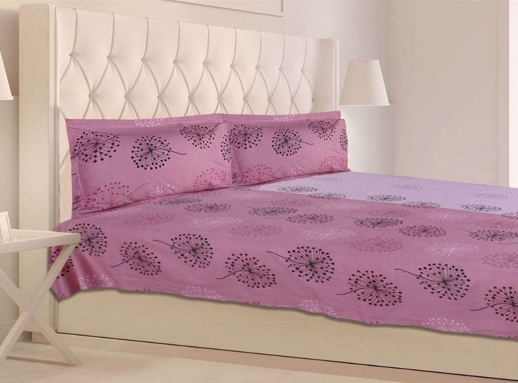 Two in One Mirage, 100% Cotton, 186 TC, Pink