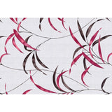 Fall Autumn Leaves 100% Cotton Bedsheet King Size with 2 Pillow Covers 186 TC - haus & kinder