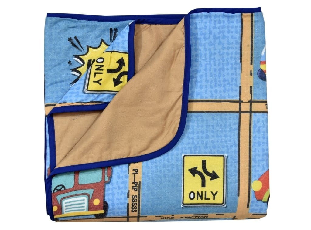 Kids Cotton Quilt AC/ Summers - London City