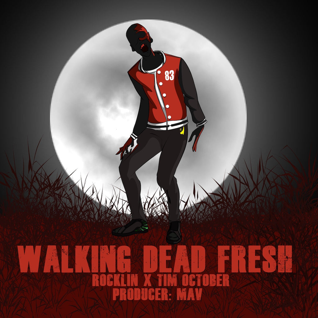 Walking Dead Fresh Single