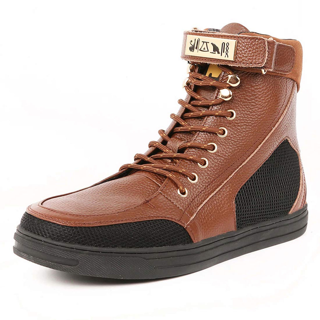 Negash Mens Hotep V Brown
