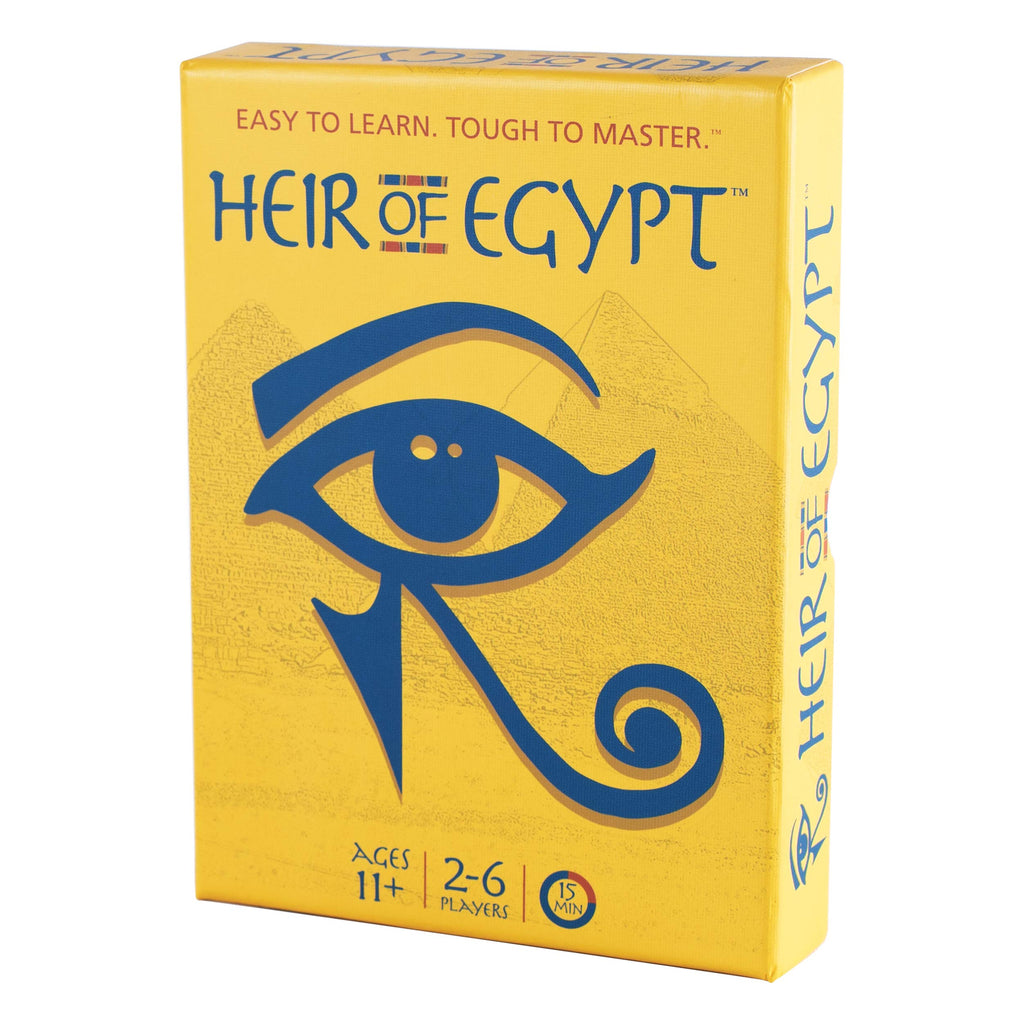 Heir of Egypt Card Game