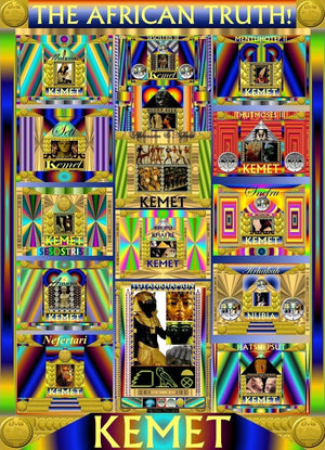 Kemet: The African Truth : The African Truth  – Negash