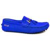 Negash ™ Blue Nekhbet Loafer - Negash Apparel & Footwear