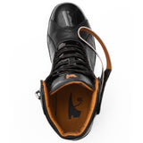 Negash ™ All Black Amun Ra Sneakers Melanin Edition - Negash Apparel & Footwear - 4