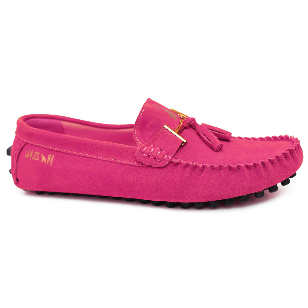 Negash ™ Pink Nekhbet Loafer (Women) - Negash Apparel & Footwear