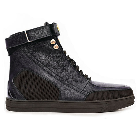 Negash ™ Navy Hotep 4.0 Boots