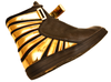 Negash ™ Amun Ra Sneaker Black & Gold (Limited Edition) - Negash Apparel & Footwear - 4